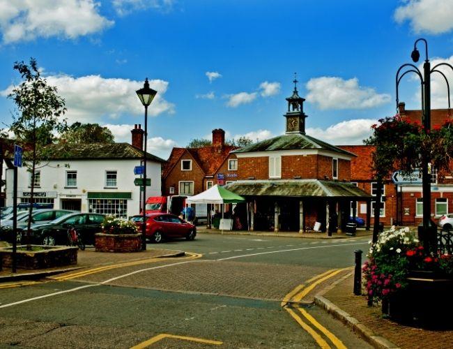 Princes Risborough, Buckinghamshire