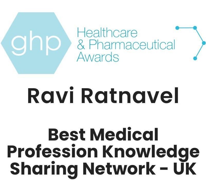 Best Medical Profession Knowledge Sharing Network UK
